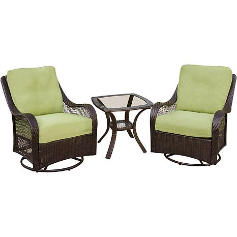 Etonnant Orleans 3 Piece Outdoor Furniture Collection