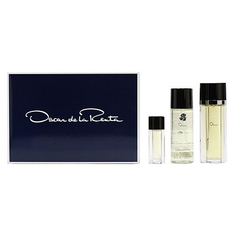 Oscar De La Renta 3-piece Fragrance Set
