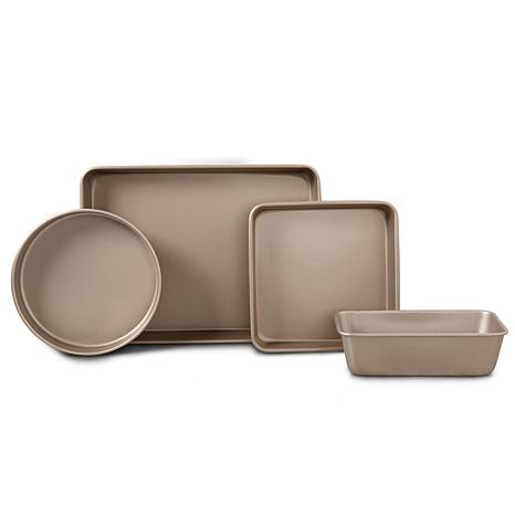 Oster Malinda Most Needed 4-piece Bakeware Set