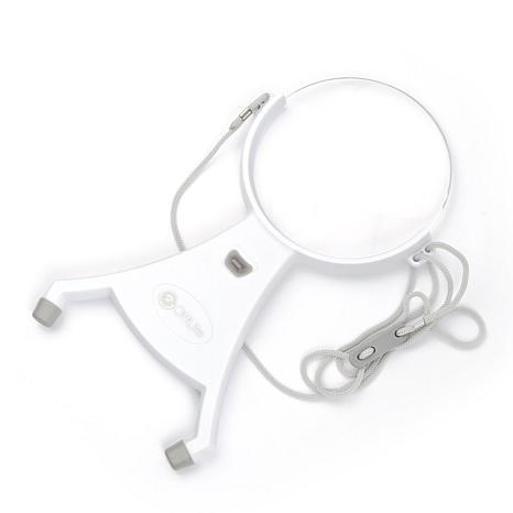 OttLite Hands-free LED Magnifier