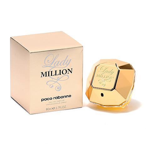 Paco Rabanne Lady Million 2.7 oz. Eau De Parfum Spray