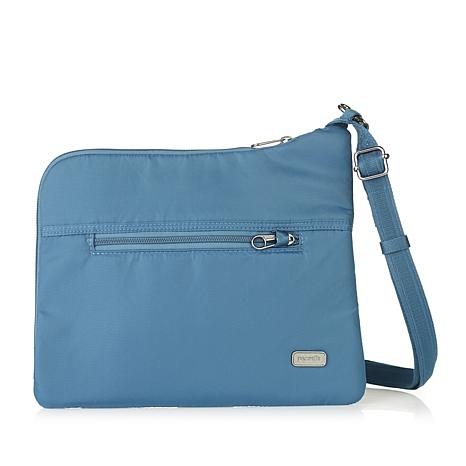 Pacsafe Rfid Blocking Slim Crossbody Bag