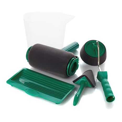 Paint n Pour™ Paint Brush Roller System