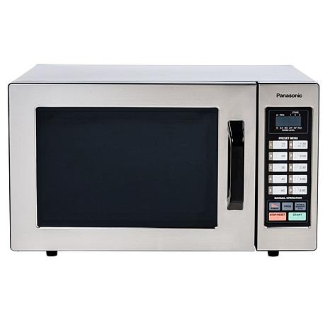 Panasonic 1000W Commercial Programmable Microwave Oven