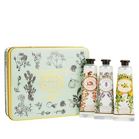 Panier des Sens Essential 3-piece Hand Cream Gift Set