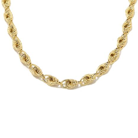 "Passport to Gold 14K Gold ""Rosanna"" Necklace"