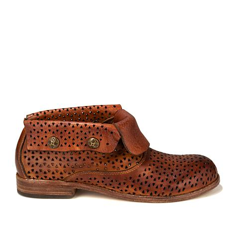 Patricia Nash Sabrina Perforated Bootie AFC57Dl8