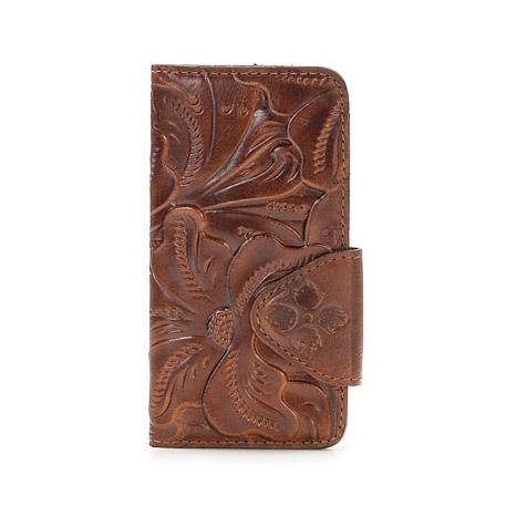 Patricia Nash Vara Leather iPhone 7 Case