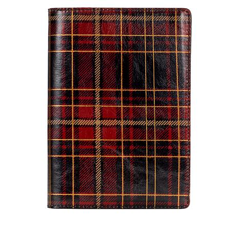 Patricia Nash Vinci Refillable Foiled Leather Journal