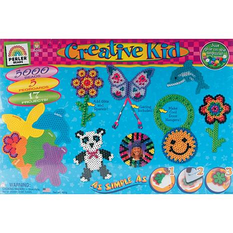 Perler Bead Creative Kid Activity Kit