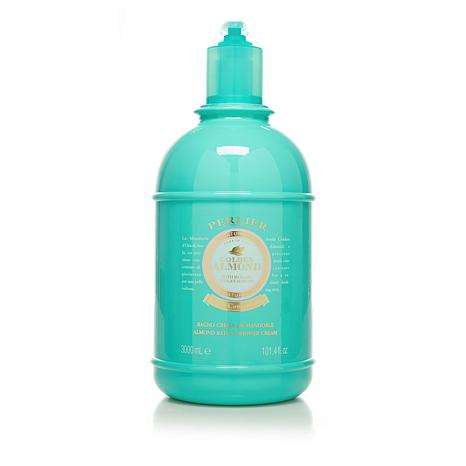 Perlier Golden Almond Bath & Shower Cream - 101.4 fl. oz.