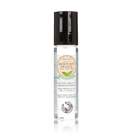 Perlier Honey Mint Nail & Cuticle Oil