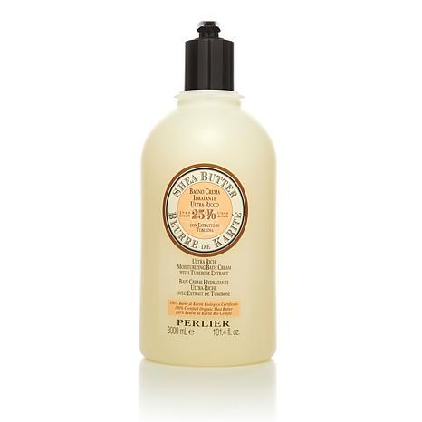 Perlier Shea Butter Tuberose Ultra Rich Bath Cream - 101.4 fl. oz.