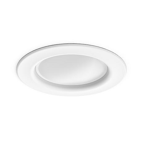 "Philips Hue White Ambiance 4"" Retrofit Downlight"