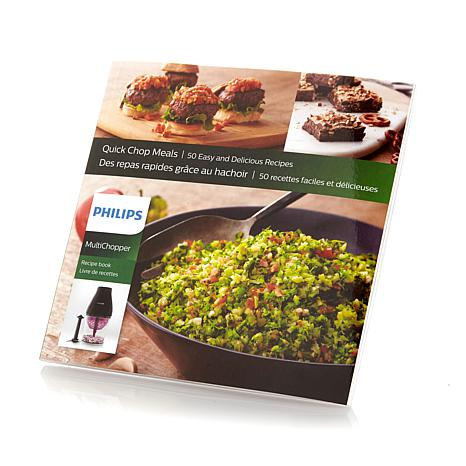 Philips MultiChopper Cookbook