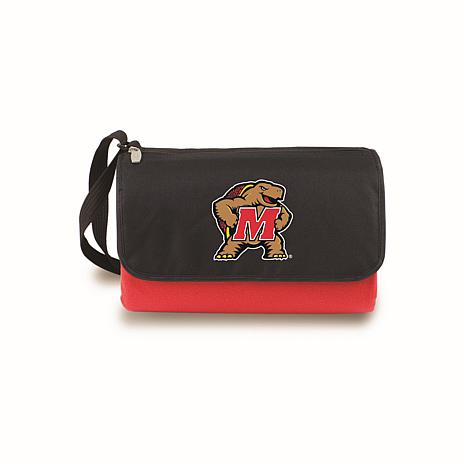 Picnic Time Blanket Tote - University of Maryland