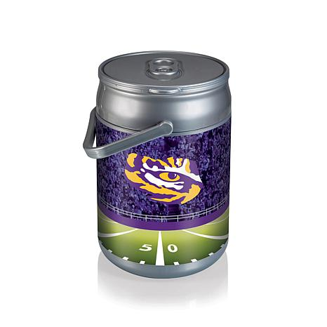 Picnic Time Can Cooler - LSU (Mascot)