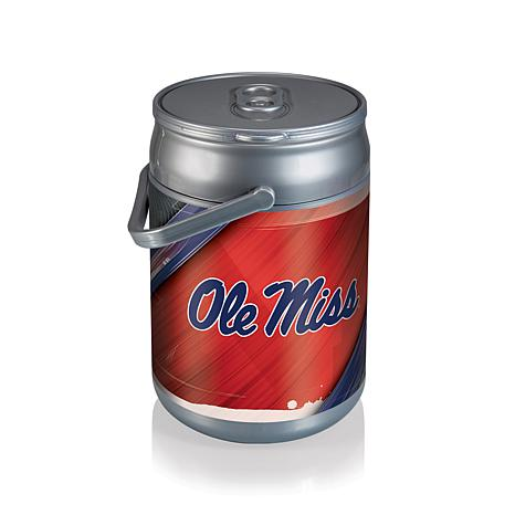 Picnic Time Can Cooler - U of Mississippi (Mascot)