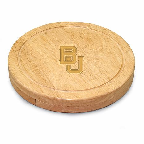 Picnic Time Circo Cheese Board - Baylor University