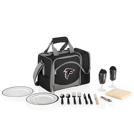Picnic Time Malibu Picnic Tote - Atlanta Falcons