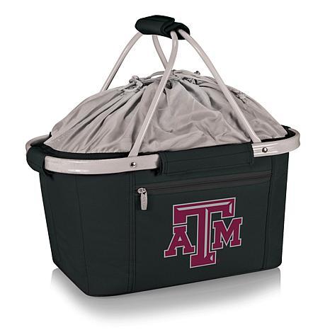 Picnic Time Portable Basket - Texas A&M University
