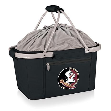 Picnic Time Portable Metro Basket - Florida State Un.
