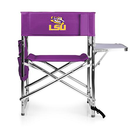 Picnic Time Sports Chair - Louisiana State University