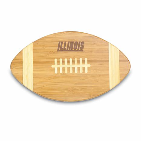 Picnic Time Touchdown! Cutting Board/U of Illinois