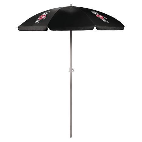 Picnic Time Umbrella - University of Wisconsin