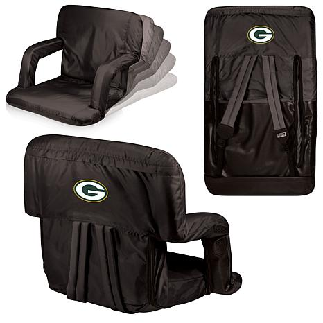 ... Picnic Time Ventura Folding Chair Green Bay Packers