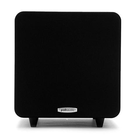 "Polk Audio PSW111 8"" 300W Compact Powered Subwoofer"