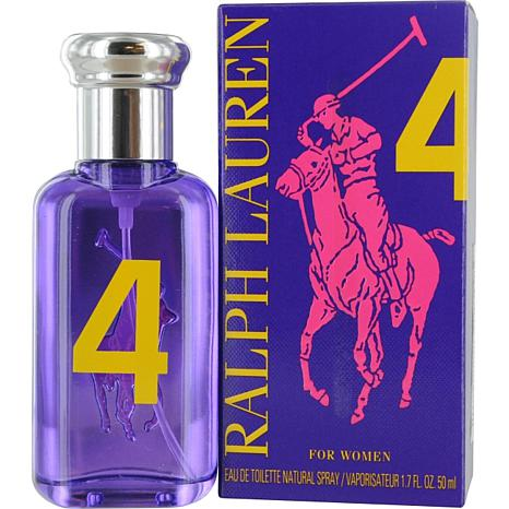 Polo Big Pony 4 by Ralph Lauren EDT Spray for Women