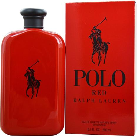 Polo Red by Ralph Lauren EDT Spray - 6.7 oz.