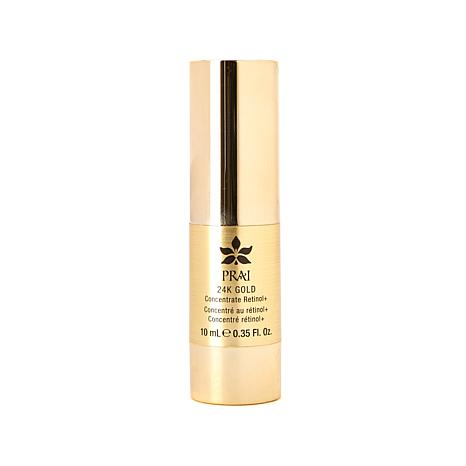 PRAI .35 fl. oz. 24K Gold Concentrate Retinol +