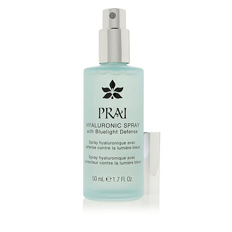 PRAI Hyaluronic Spray with Bluelight Defense