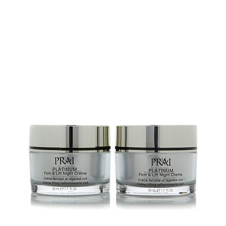 PRAI Platinum Firm & Lift Night Creme BOGO