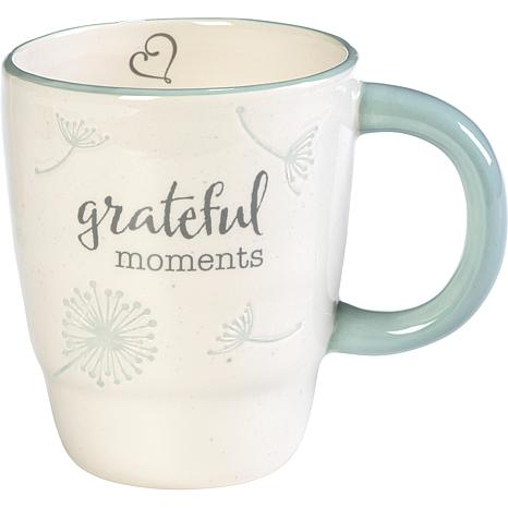 Precious Moments Grateful Moments Ceramic Mug