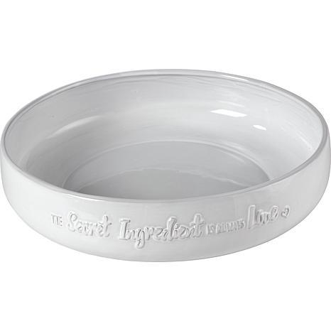 Precious Moments The Secret Ingredient Is Always Love Ceramic Bowl