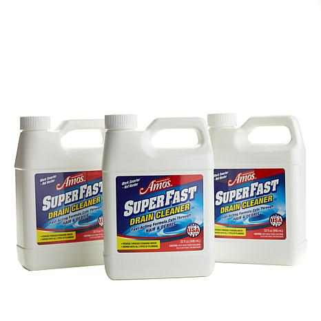 Professor Amos 96 Fl Oz Superfast Drain Cleaner Auto