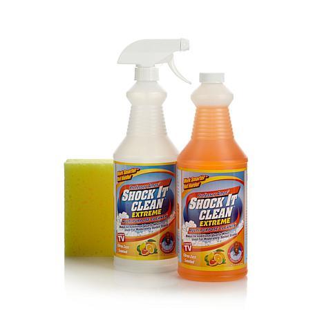 Professor Amos Shock It Clean Extreme Kit - Citrus Zest