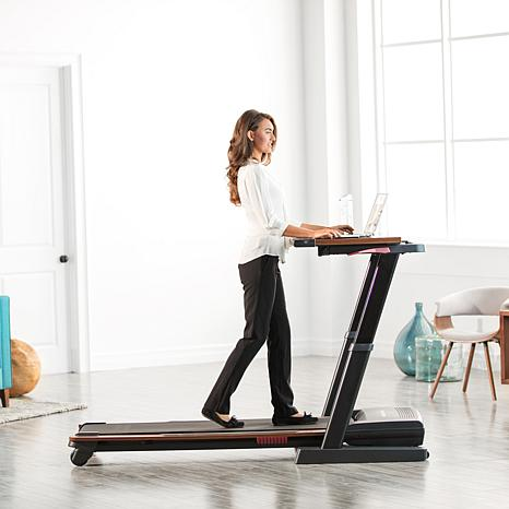 ProForm Desk Treadmill Powered by iFit
