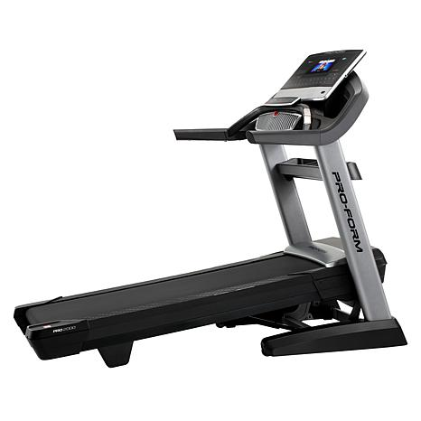ProForm® Pro 2000 Space Saver iFit Treadmill with HD Touchscreen