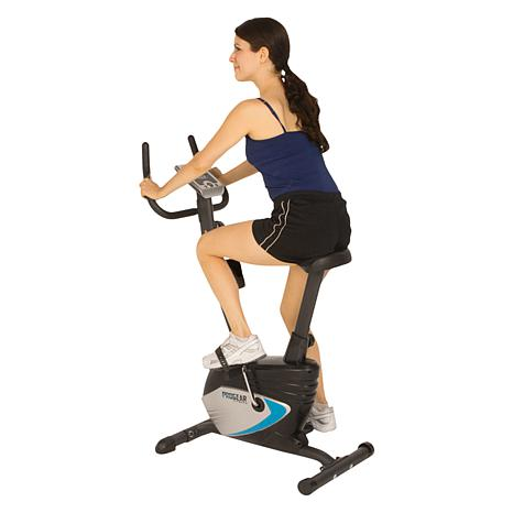 ProGear 250 Compact Upright Bike with Pulse Monitor