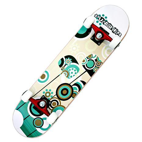 Punisher Complete Skateboard - Essence