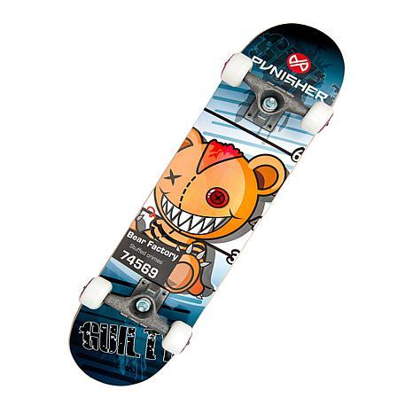 Punisher Complete Skateboard - Guilty