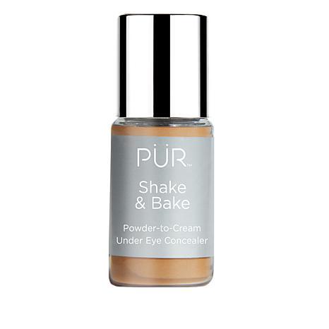 PUR Shake & Bake Powder-to-Cream Concealer - Deep