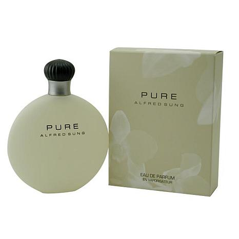 Pure for Women by Alfred Sung - Eau De Parfum Spray 3.4 Oz