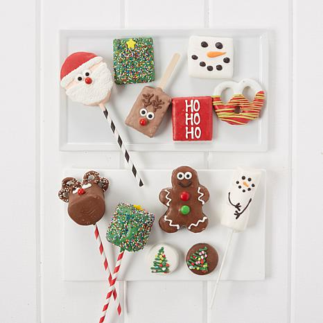 Rae Lou's 12-piece Handmade Holiday Treat Set