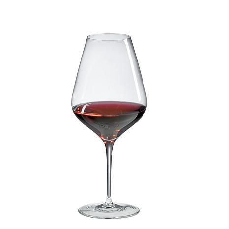 591fe592786 Ravenscroft Crystal Amplifier Set of 4 Cabernet Glasses