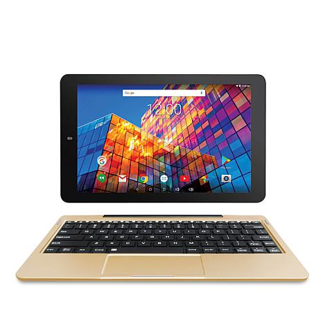 "RCA Premier 10.1"" HD IPS 16GB Tablet w/Docking Keyboard"
